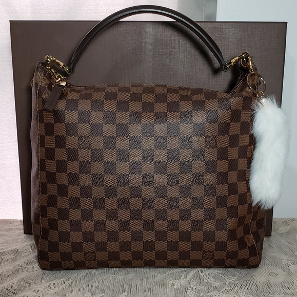 2eb6201c473 Louis Vuitton Bags | Authentic Damier Ebene Portabello Pm | Poshmark